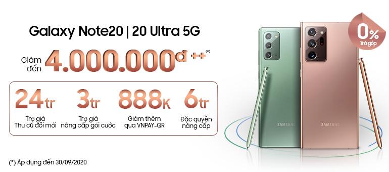 Mua Samsung Galaxy Note 20 Ultra