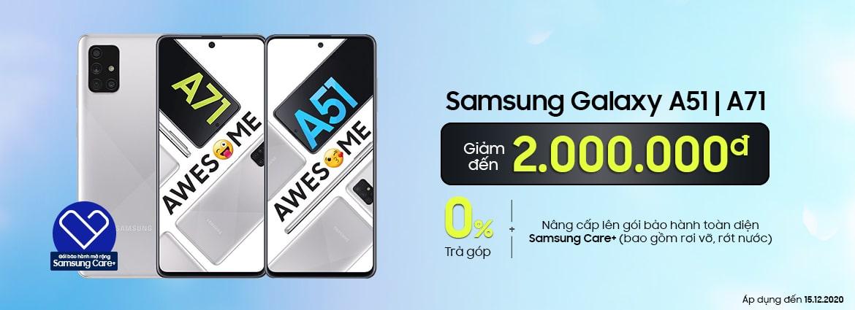 Samsung a51/71