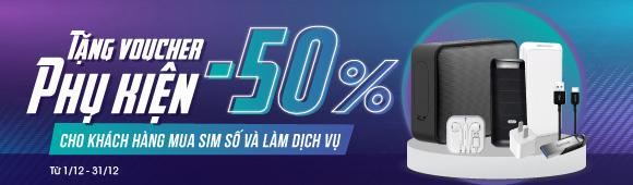 Phụ kiện giảm 50% T11