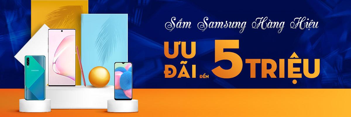 Sinh nhật 10 năm Samsung Galaxy Siêu Ưu Đãi